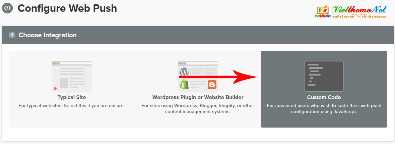 Hướng dẫn tạo thông báo đẩy (Push Notifications) bằng OneSignal để tăng lượng truy cập cho web/blog