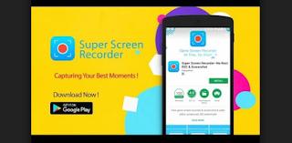 7 aplikasi perkam layar android terbaik 2018