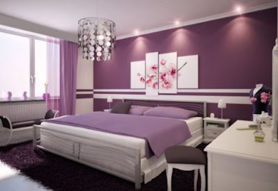 How to Make a Purple Bedroom To Avoid Boring