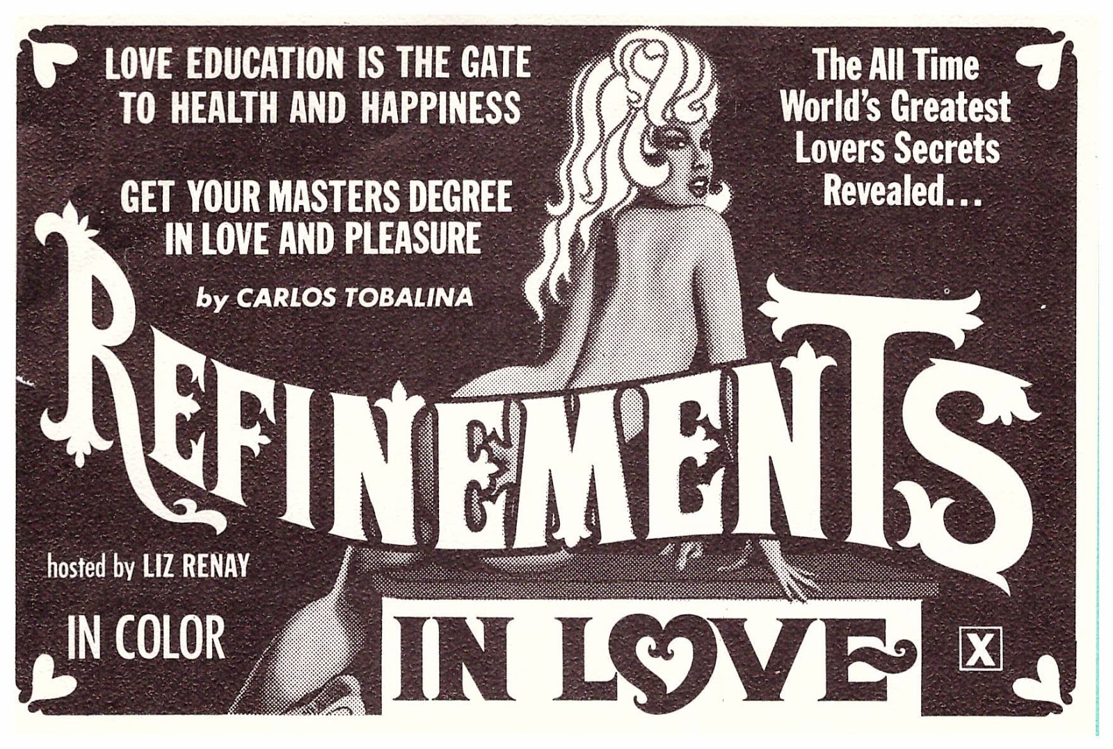 refinements in love