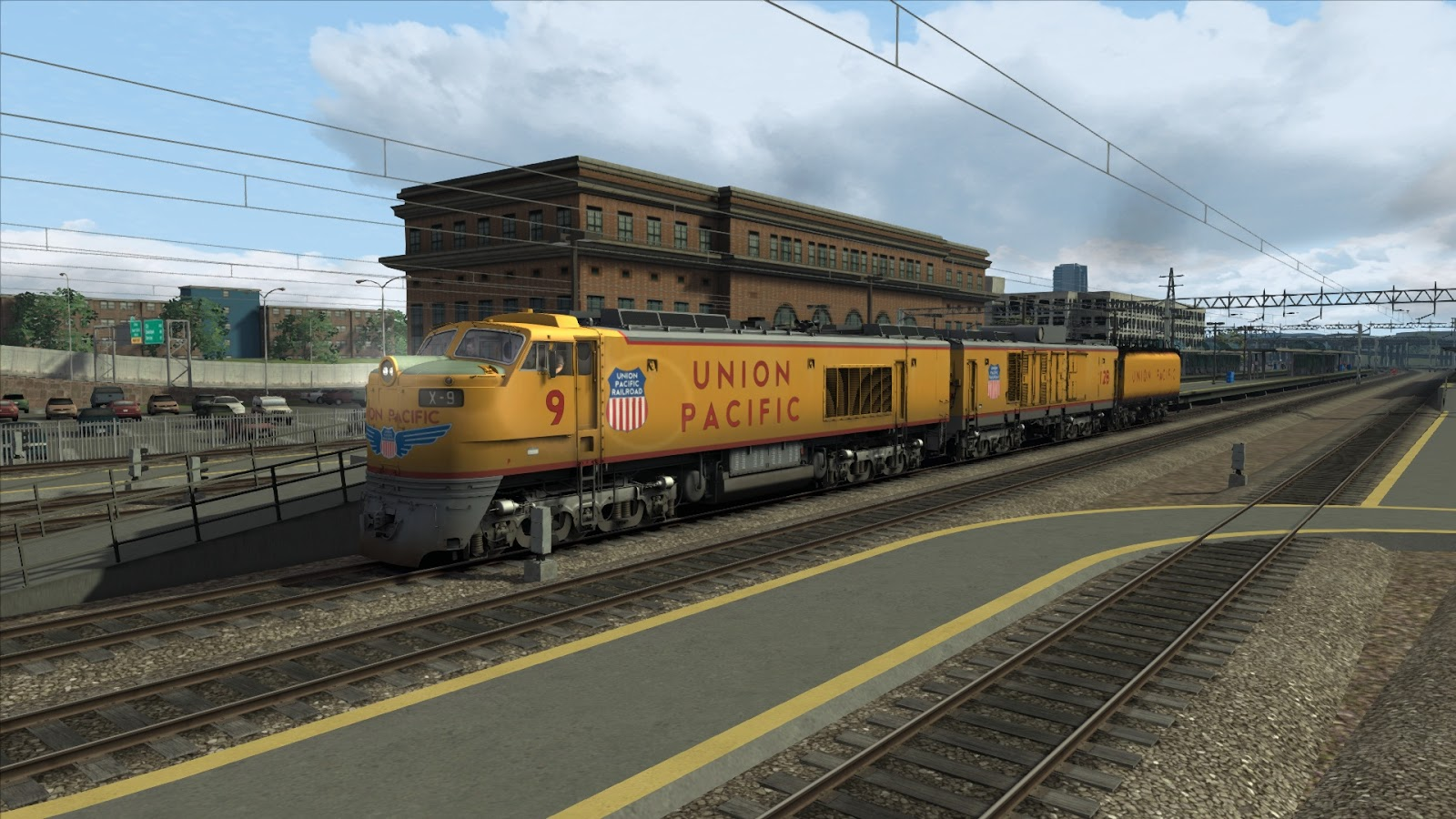 Euro Train Simulator 2 free. download full Version