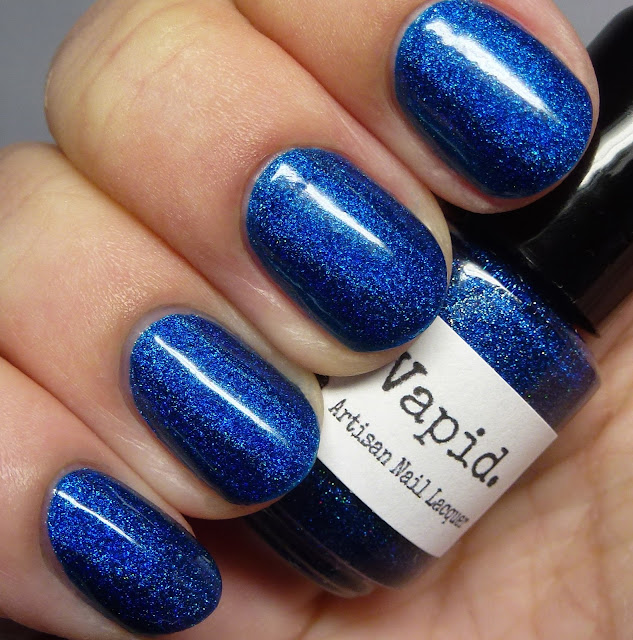 Vapid Lacquer Noble Gas swatch