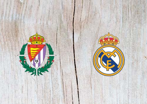 Real Valladolid vs Real Madrid Full Match & Highlights 10 March 2019