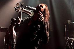 Korn Brings Bad Memories of Childhood Jonathan Davis