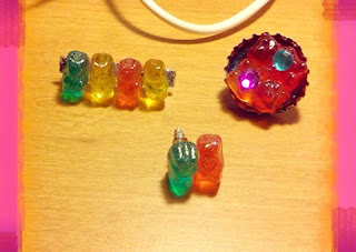 New gummy jewelry