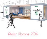atelier klorane 2016