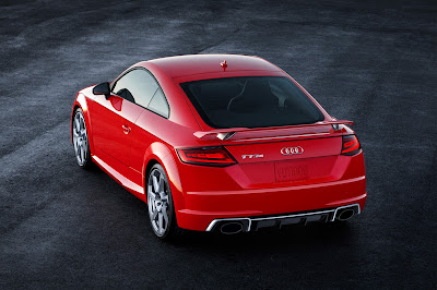 Audi TTS Coupe 2018 Review, Specs, Price