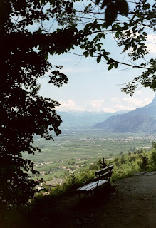 Waalweg in Südtirol