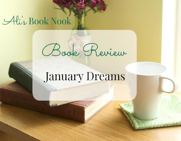 book review january dreams carrigan richards