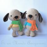 http://esunmundoamigurumi.blogspot.com.es/2017/06/patron-perros.html