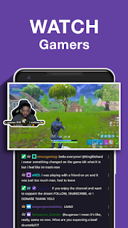 Twitch Livestream Games & Esports v7.8.0 APK