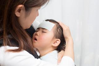 Cara Paling Tepat Menurunkan Demam Panas Pada Anak