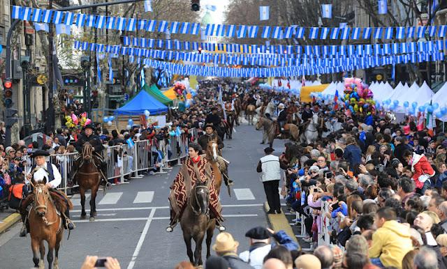 Feriados na Argentina em 2018