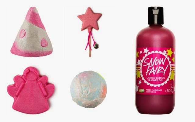 Lush Christmas Wishlist