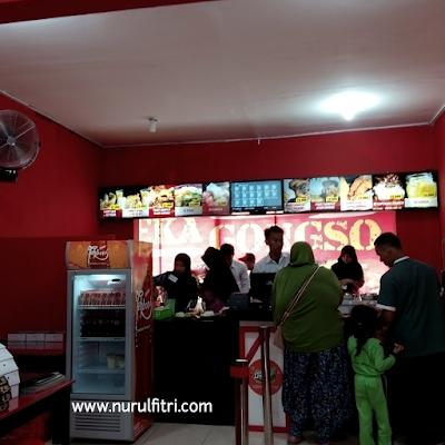 Makan Bersama Kerabat di Kedai Sambel Layah Subang