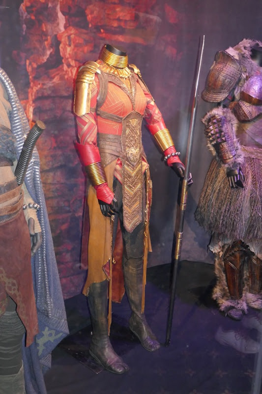 Okoye costume Black Panther