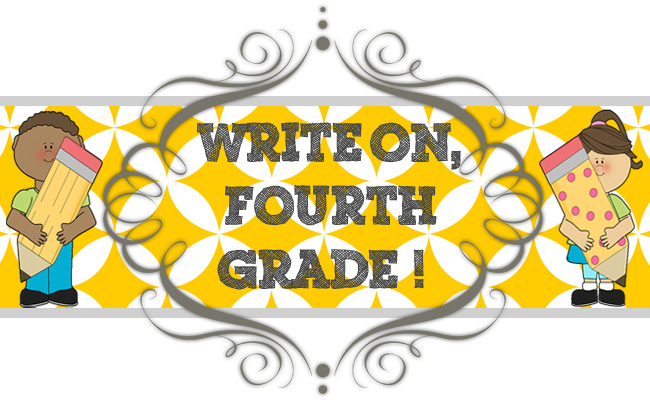 Write On, Fourth Grade!