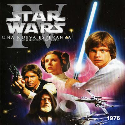 Star Wars IV – Una nueva esperanza - [1976]