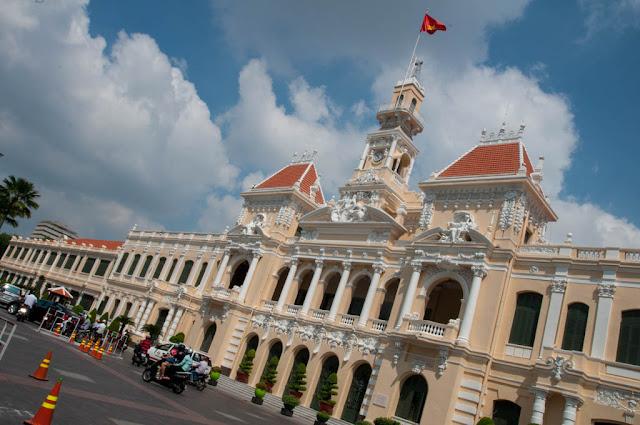 Ayuntamiento Ho Chi Minh