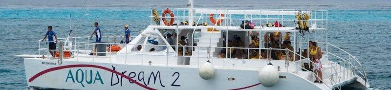 Catamaran en Cozumel para grupos