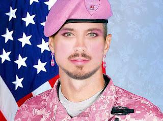 Trans Gender Jadi Trans Gender Jadi Tentara, Apa Kata Dunia?Tentara, Apa Kata Dunia?