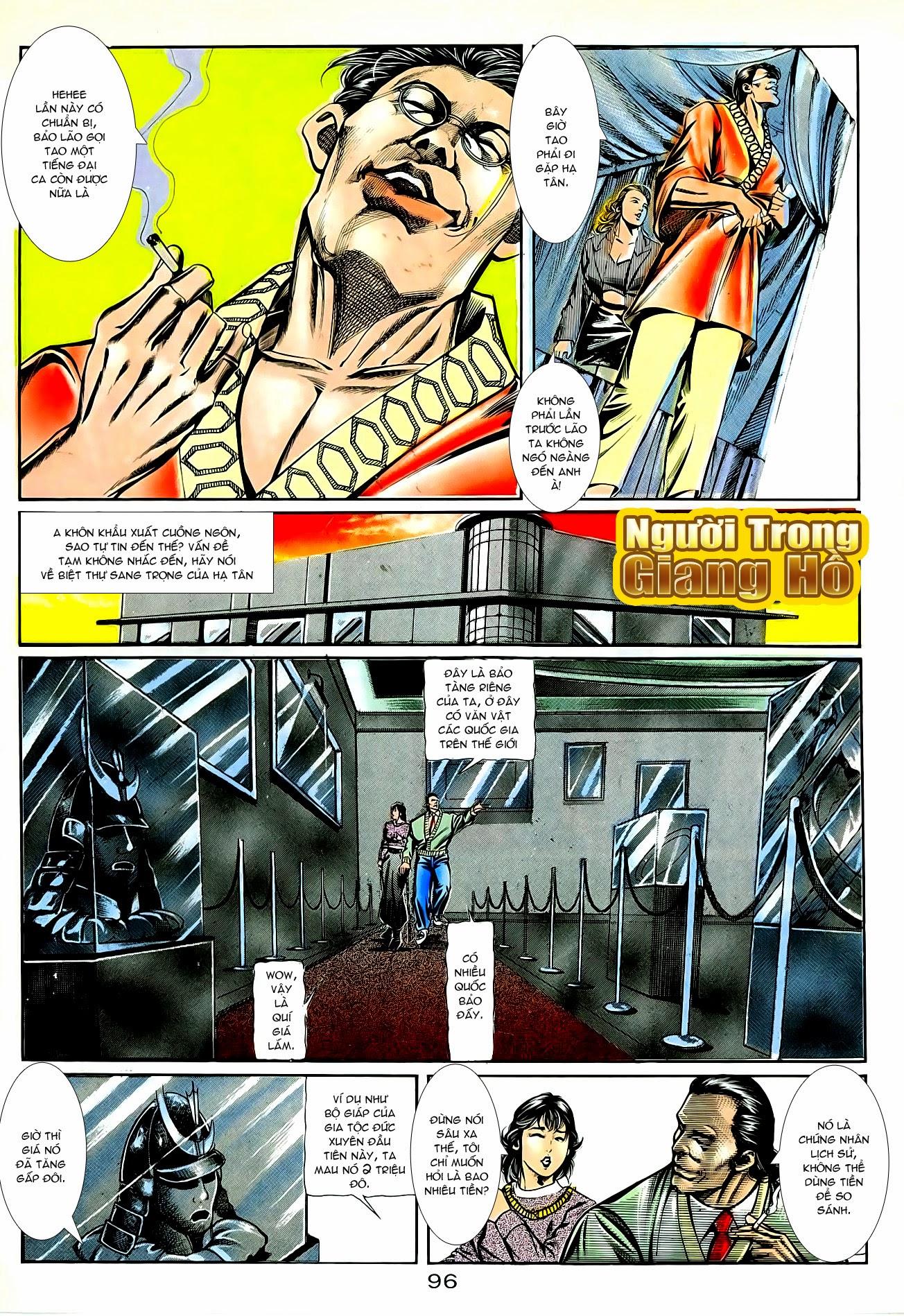 Người Trong Giang Hồ chapter 87: chống lưng của a khôn trang 10