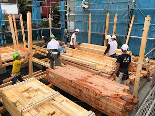平屋の家 三重県鈴鹿市 自然素材・高断熱・高気密の家