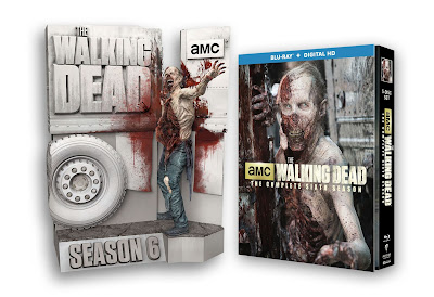 The Walking Dead: Season 6 Limited Edition Blu-Ray Set