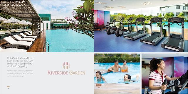 Trải nghiệm cuộc sống tại Riverside Garden