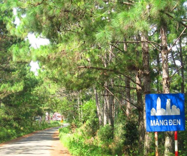 Khu du lịch Măng Đen - Một Đà Lạt thứ hai của Việt Nam