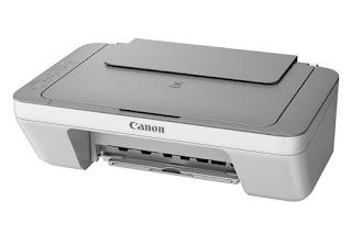 Canon PIXMA MG2400 Software Manual and Setup Download