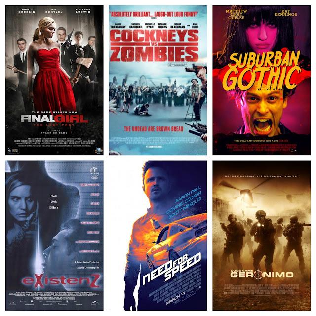 November Films 2016