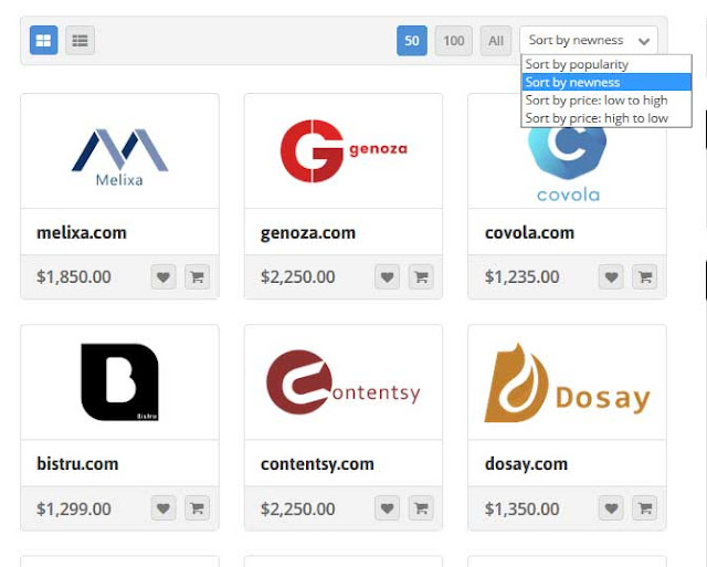 NamePerfection - Brandable Domain Names for Startups : eAskme