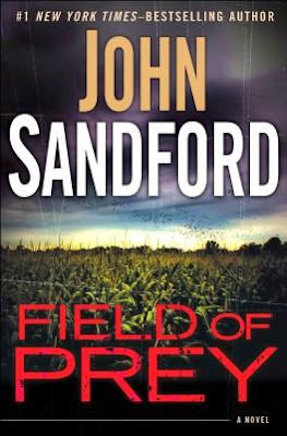 Field of Prey by John Sandford – book cover