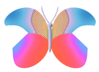 All Non animated Butterflies | Random Girly Graphics