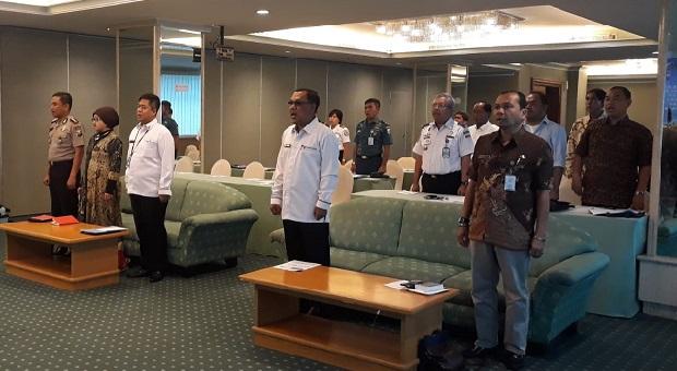 Bakamla RI Gelar FGD ke-2, Bahas Masalah di Perairan Jawa Timur