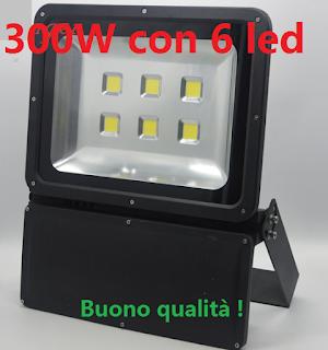 FARO LED 300W