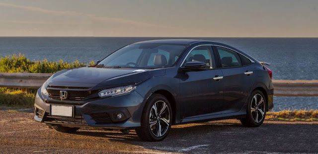 2016 Honda Civic RS Review