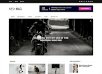 Meshmag Template Blogger