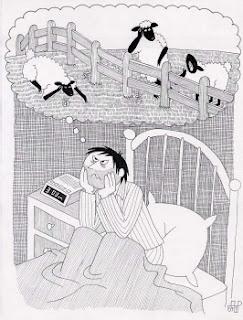 10 Gangguan Tidur yang Menakutkan