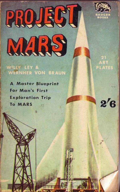 von braun mars mission - photo #21