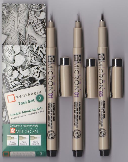 Zentangle Tool Sets