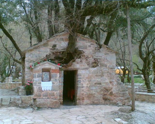 Agia Theodora Arcadia Peloponnese