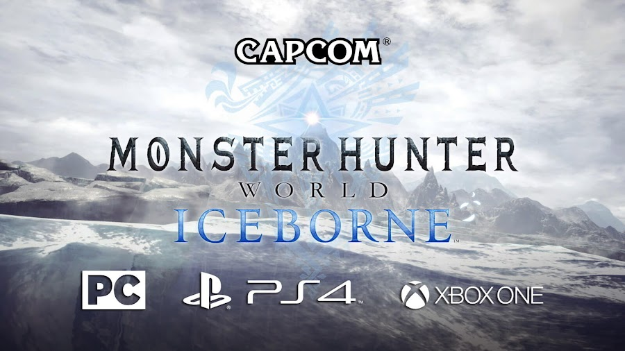 monster hunter world expansion iceborne
