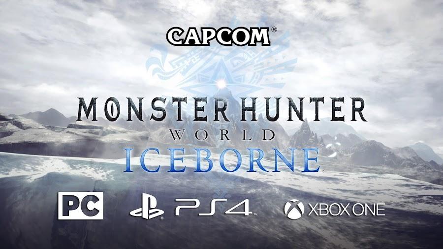 monster hunter world expansion iceborne