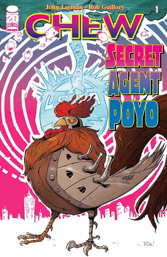 POYO – Truyện tranh