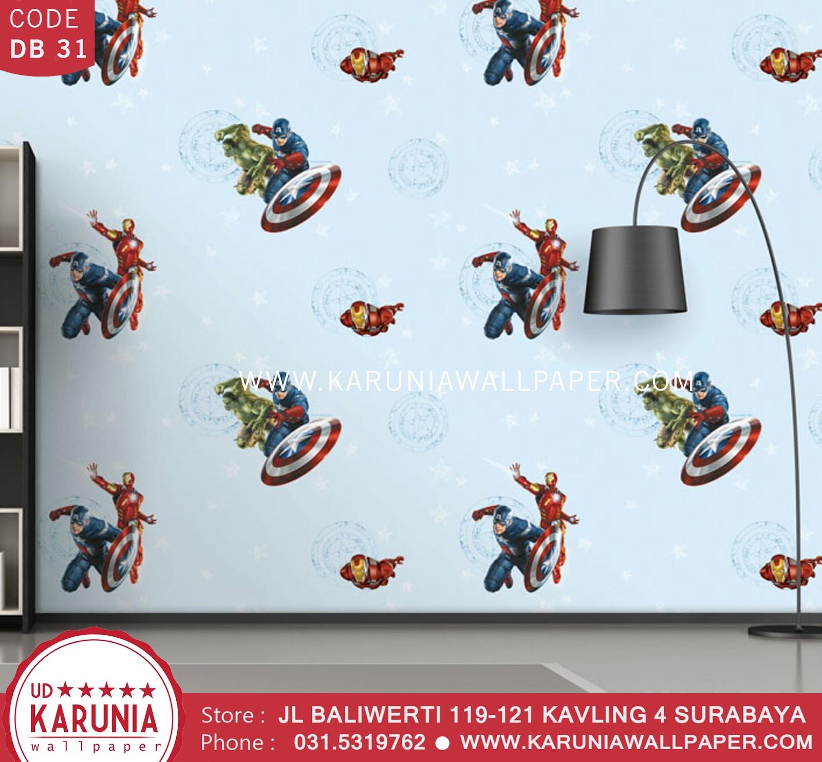 jual wallpaper dinding disney avengers-anak karuniawallpaper