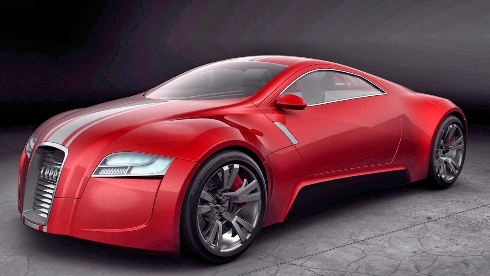 Top Model Of Audi Car Images