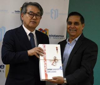 El gobierno de Japón donó 51 capítulos de documentales a la República Dominicana con la finalidad de contribuir al desarrollo de la población en importantes áreas como el turismo, la producción agrícola y artesanal y la educación.