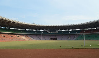 Mengintip Renovasi Stadion Gelora Bung Karno